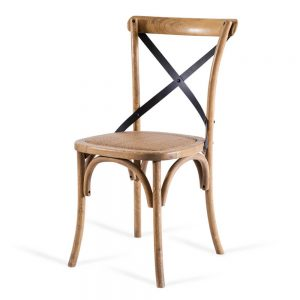 כסא אוכל איקס ברזל