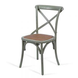 כסא אוכל איקס אפור