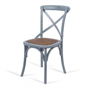 כסא אוכל איקס תכלת