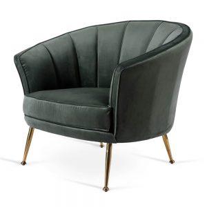 כורסא מליסה ירוקה