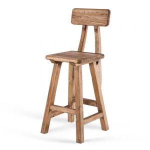 כסא בר רובין טבעי