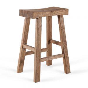 כסא בר אוכף טבעי
