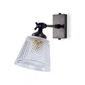 מנורת קיר רוזלין 60532