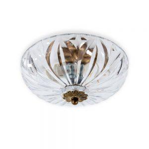 מנורה צמודת תקרה וינטג' 7505