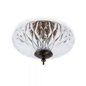 מנורה צמודת תקרה 7512