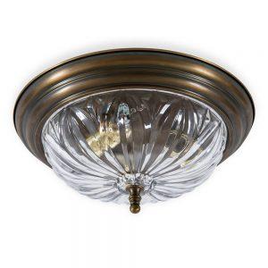 מנורה צמודת תקרה 7516