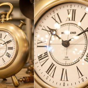 שעון שולחני וינטג'