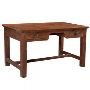 שולחן כתיבה עתיק מעץ AA011