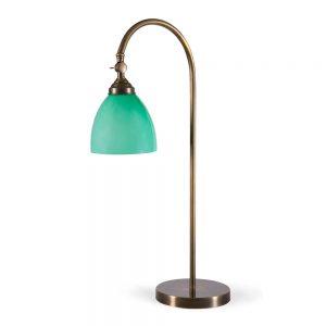 מנורת שולחן קשת כפרית