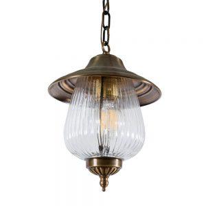 מנורת תלייה לגינה 6907