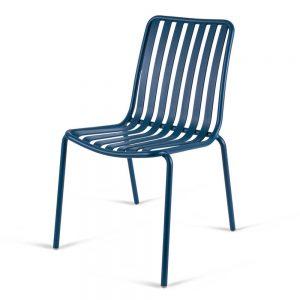 כסא אלומיניום River כחול