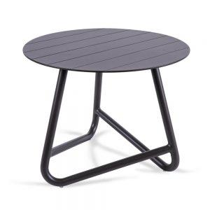 שולחן אלומיניום קטן COFFEE שחור