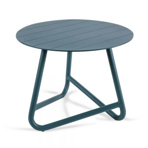 שולחן אלומיניום קטן COFFEE ירוק