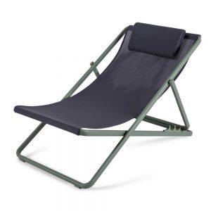 כסא ים אלומיניום (YAM) ירוק זית