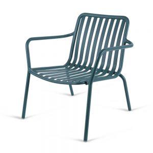 כסא אלומיניום נמוך Relax ירוק