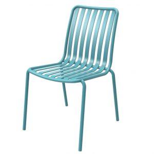 כסא אלומיניום River טורקיז