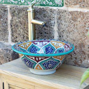 כיור מרוקאי דגם קזבלנקה